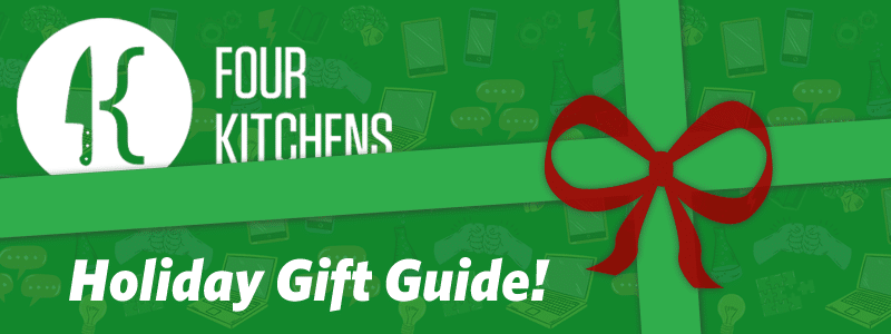 2016 Gift Guide: UX Designer Edition