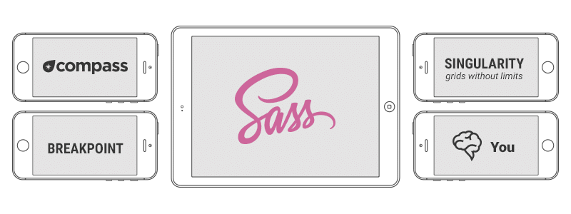 Sass as a responsive band-aid