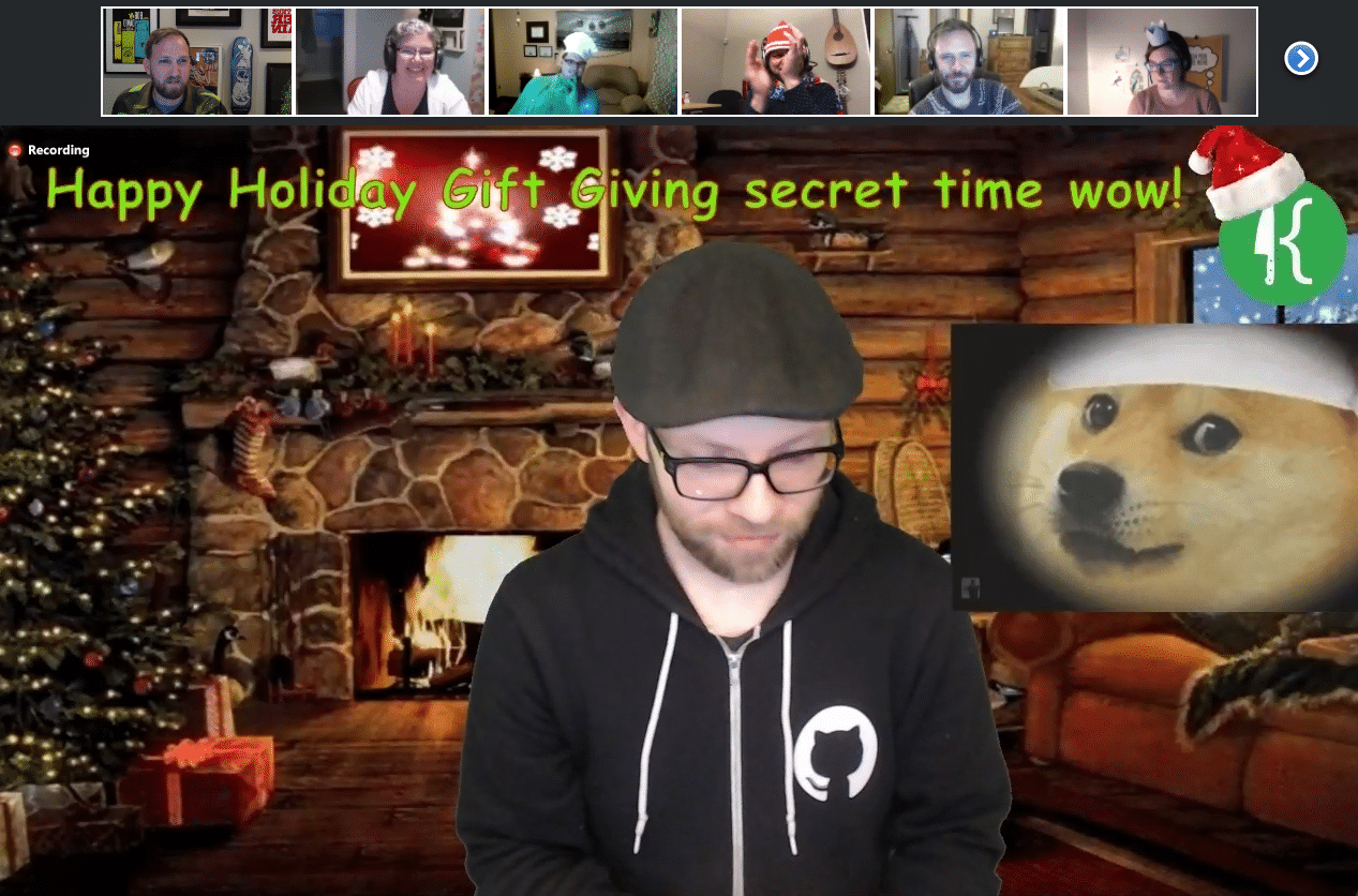 Screening Your Calls Using Green Screen For Video Calls Four