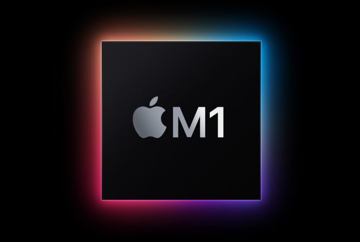 Apple's M1 chip, aka the Apple Silicon